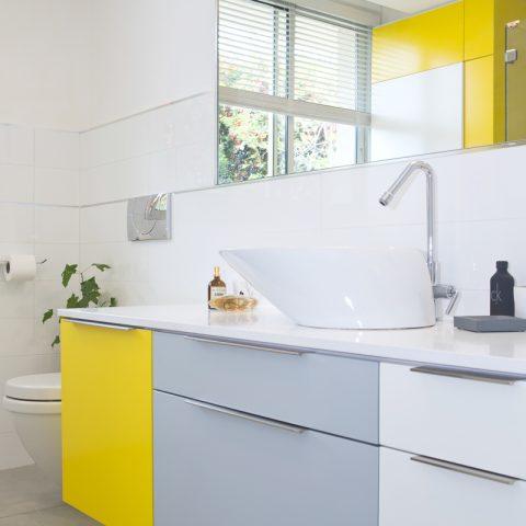 חזית העיצוב בית בחיפה